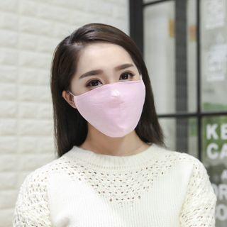 Homy Bazaar - 棉麻布口罩