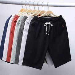 Sheck - Drawstring Shorts