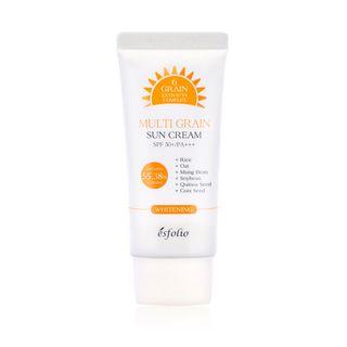 esfolio - Multi Grain Sun Cream