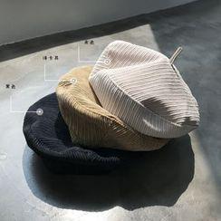 Glovon - Corduroy Beret Hat