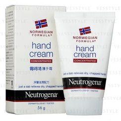 Neutrogena - Norwegian Formula Hand Cream Concentrated