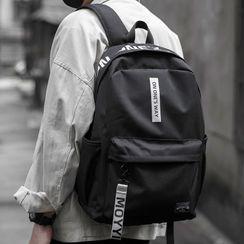 Moyyi - Lettering Backpack