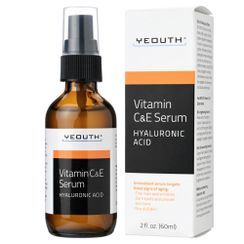YEOUTH - Vitamin C and E Serum with Hyaluronic Acid