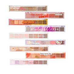 peripera - All Take Mood Palette - 2 Colors