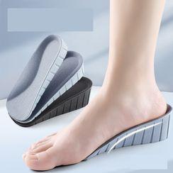 KEZUJIA - 內增高鞋墊