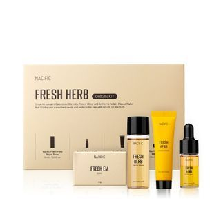 Nacific - Fresh Herb Origin Kit