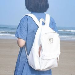 florality - Applique Laptop Backpack