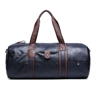 TESU - Faux Leather Duffel Bag