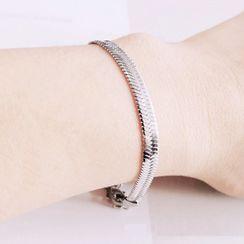 Malikasa - Stainless Steel Bracelet / Anklet / Choker