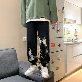 ChouxChic - Printed Sweatpants