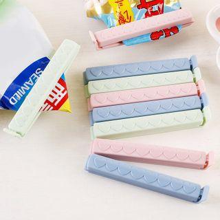 Maltjoy Home - Set of 5: Plastic Food Bag Clip