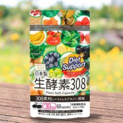 TBD / 東美堂 - Diet Support Enzyme 308 Capsules