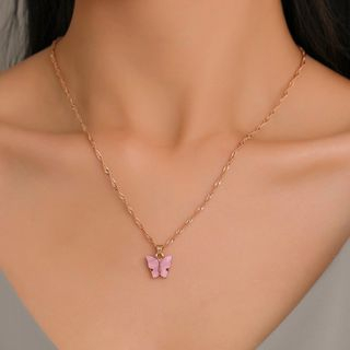 Cheermo - Butterfly Necklace