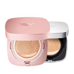 NAKEUP FACE - Base de maquillaje en formato cushion Coverking Powder Cushion FPS50+ PA+++ 15g