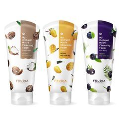FRUDIA - My Orchard Mochi Cleansing Foam - 5 Types