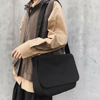 SUNMAN - Canvas Messenger Bag