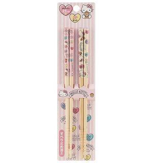 Skater - Hello Kitty Chopsticks Set 21cm