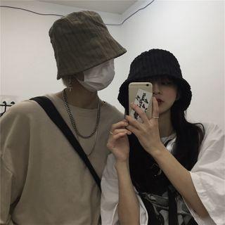 Porstina - Striped Bucket Hat