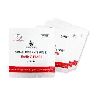Naisture - 62% Ethanol Aloe Hand Cleaner