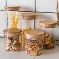 Evebe - Food Storage Glass Jar