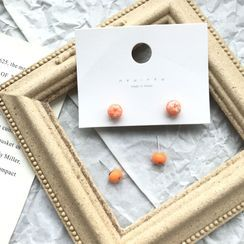 Riceo - Orange Earring  / Ear Clip(Various Designs)