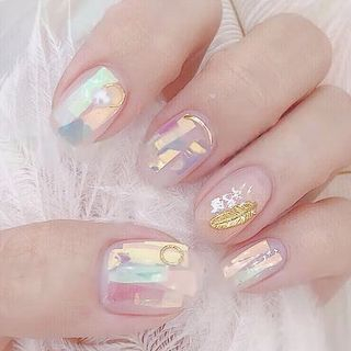 Padoma - Iridescent Nail Art Stickers
