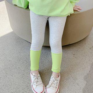 Ruban - Girls Two Tone Leggings