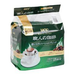 UCC - 职人特浓滴漏咖啡 7g x18