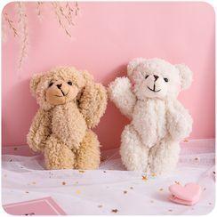 Chimi Chimi - Chenille Bear Keyring