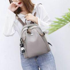 Golden Kelly - Nylon Backpack