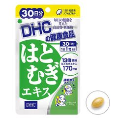 DHC Health & Supplement - 薏仁美白精华丸(30日)