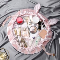 On My Mind - Travel Makeup Pouch