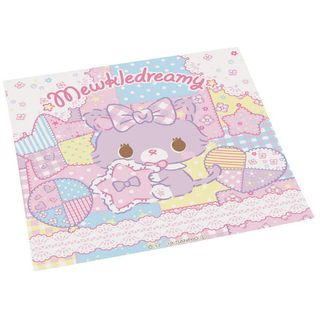 Skater - Mewkledreamy Lunch Cloth / Lunch Box Cover