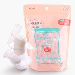 GLeads - Disposable Compressed Face Mask Paper