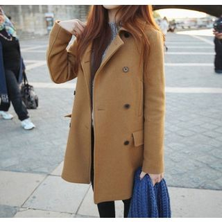 OTTI - Double-Breasted Coat