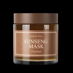 I'm from - Mascarilla Ginseng Mask 120g