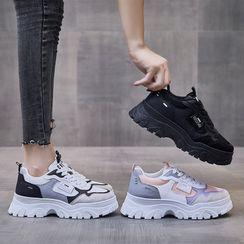 Shanhoo - Platform Athletic Sneakers