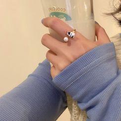 Calypso - Milk Open Ring