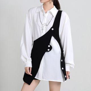 Ultra Modern - Set: Shirt + Body Harness