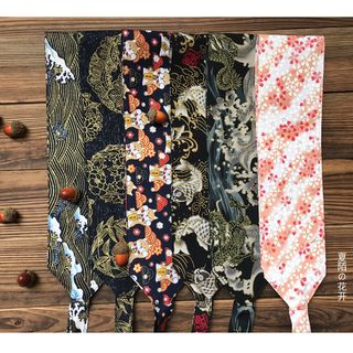 DUKA(ドゥカ) - Printed Kimono Belt