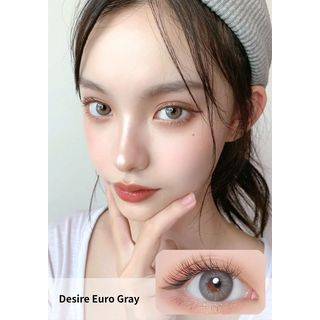 i - DOL - Desire Yearly Color Lens #Euro Gray