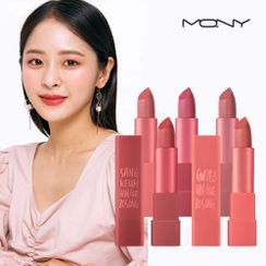 MACQUEEN - Air Kiss Lip Stick - 5 Colors