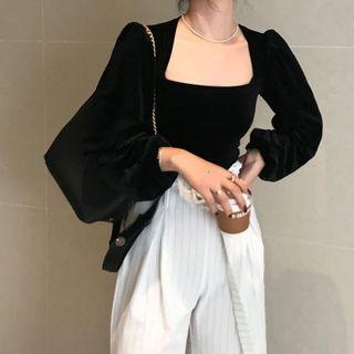 Juuri - 长袖灯芯绒上衣