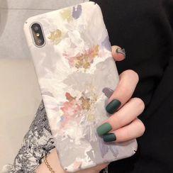 Aion - Splash Ink Painting Print Phone Case - iPhone 12 Mini / 12 / 12 Pro / 12 Pro Max / 11 / 11 Pro / 11 Pro Max / X / XS / XR / XS Max / 8 / 8 Plus / 7 / 7 Plus / 6 / 6S / 6 Plus / 6S Plus