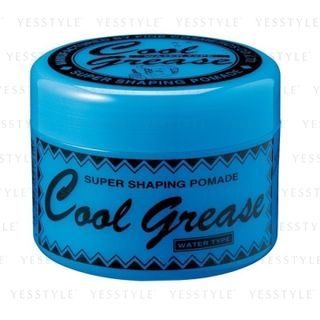 FINE COSMETICS - Cool Grease Water Type Super Shaping Pomade Lime Scent