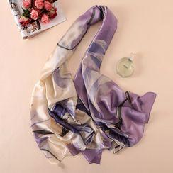 Silksong - Printed Silk Scarf