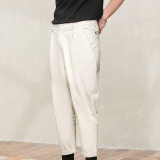Orizzon - Crop Harem Pants