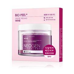NEOGEN - Dermalogy Bio-peel Gauze Peeling Wine 8pcs