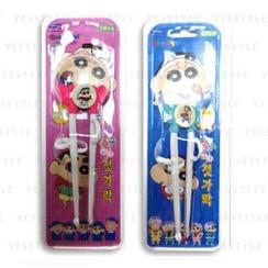 YOUNG WOO - Crayon Shin-Chan Kids Training Chopsticks - 2 Types