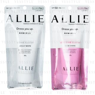 Kanebo - Allie Nuance Change UV Gel SPF 50+  PA++++ 60g - 2 Types